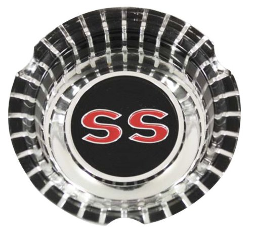 64 CHEVY IMPALA SS WHEEL COVER EMBLEM (Impala Hubcaps Emblems compare prices)