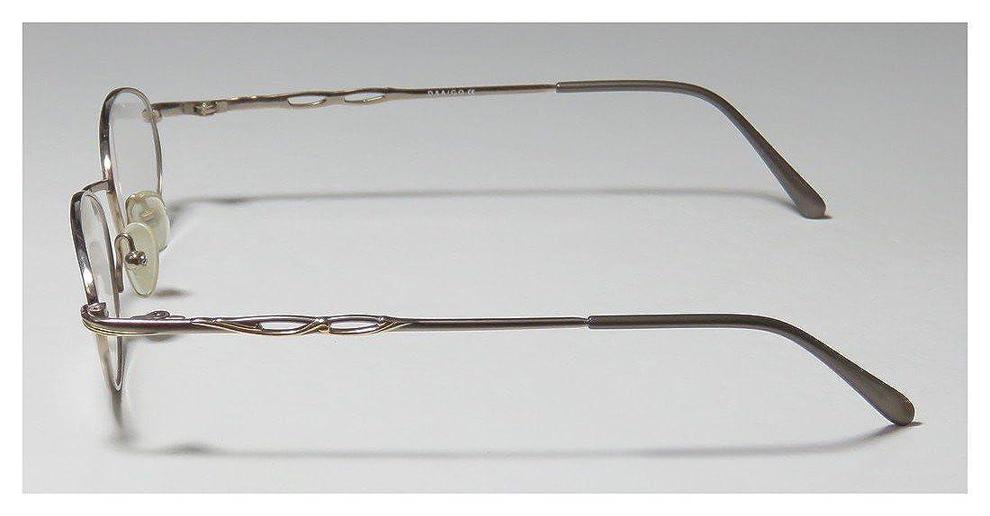 D/&A Teye Style Ti8 Mens//Womens Designer Full-rim Sophisticated Elegant Hip Eyeglasses//Glasses