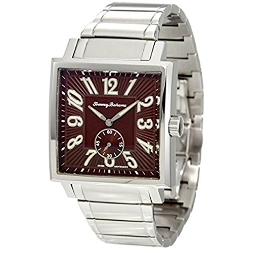 Tommy Bahama Swiss Men's TB3039 Silver Sands Square Swiss...