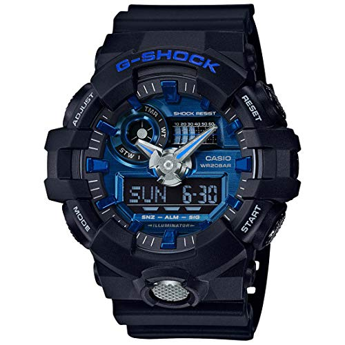 Used, Casio GA710-1A2 G-Shock Standard Analog-Digital Men's for sale  Delivered anywhere in USA