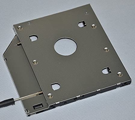 Deyoung 2nd SSD HDD Hard Drive Caddy for Dell Inspiron 15 3521 3537 3541 3542 3543 15 5558 5559