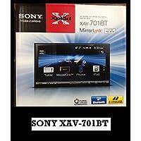 Sony XAV701BT 7 Touch Screen Bluetooth AV Receiver