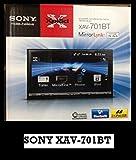 Sony XAV701BT 7'' Touch Screen Bluetooth AV Receiver