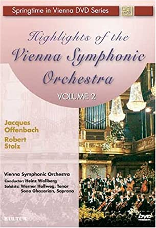 Highlights of the Vienna Symphonic Orchestra Volume 2 / Werner Hollweg, Sona Ghazarian by Werner Hollweg