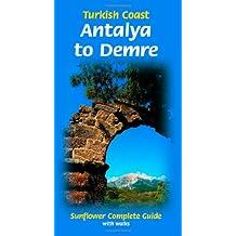 Antalya to Demre (Turkish Coast)