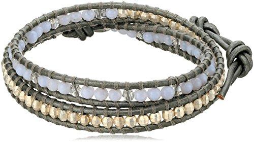 Chan Luu Double Wrap Bracelet by Chan Luu