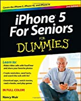 iPhone 5 For Seniors For Dummies, 2nd Edition Front Cover