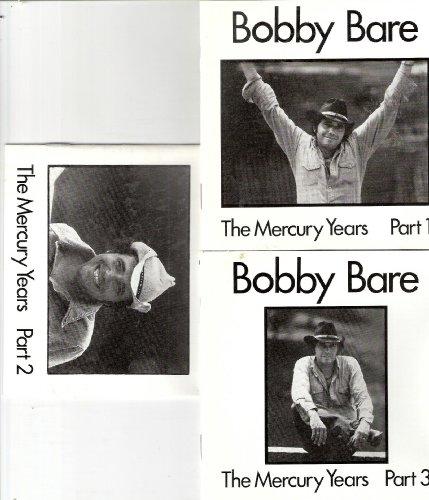 Bobby Bare - The Mercury Years Part 1, Part 2 & Part 3. - Zortam Music
