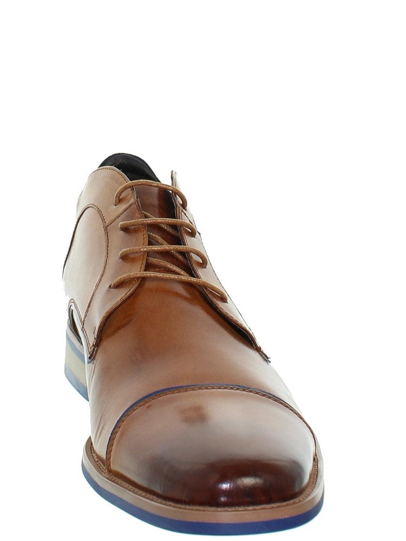 Chaussures de ville montantes Kdopa ref_kd41599 marron j7eEybB9
