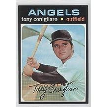 Tony Conigliaro (Baseball Card) 1971 Topps - [Base] #105