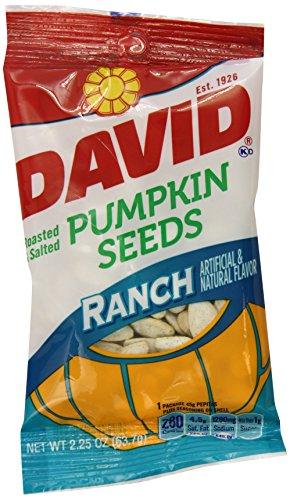 david sunflower seeds ranch - 7