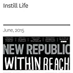 Instill Life | Cara Parks