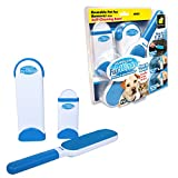 Hurricane Fur Wizard Pet Fur & Lint Remover by BulbHead