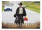 #8: 2017 Topps Walking Dead Evolution Complete Base Card Set 1-100 With 3 Insert Sets