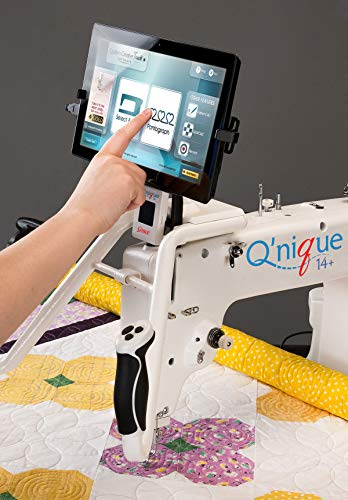 Quilter's Creative Touch 4 Beginnings - QuiltMotion QCT4 Software- Sewing Patterns for Beginners - Automated Quilting