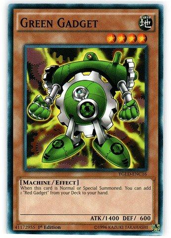 Yu Gi Oh Green - 1