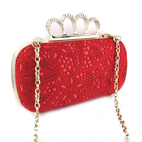 Pouch bag Sissirosso.