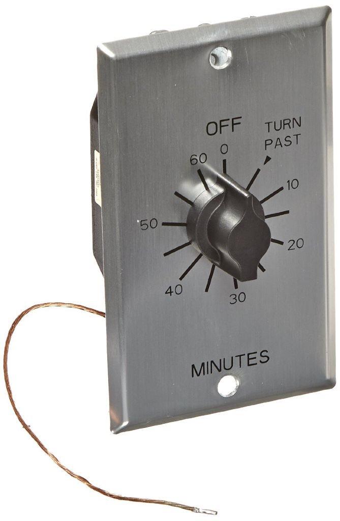 Northern Lights Group Mechanical Sauna Timer for 110-240 VAC - Sauna Controller Infrared Heaters Heaters4Saunas