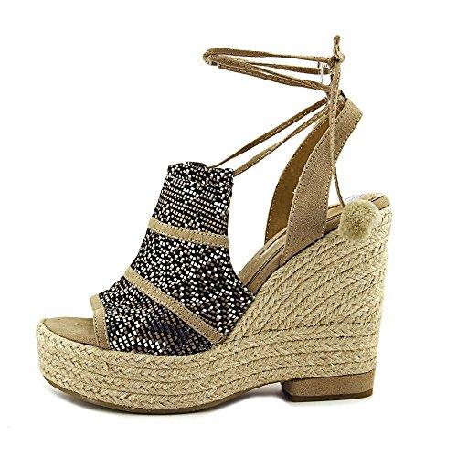 C31771 Maria Raffia Mare Taupe Femme pour 66798 compensées Chaussures xqwar7qYHv