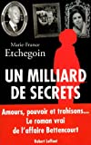 Image de Un milliard de secrets (French Edition)