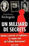 Un milliard de secrets par Etchegoin
