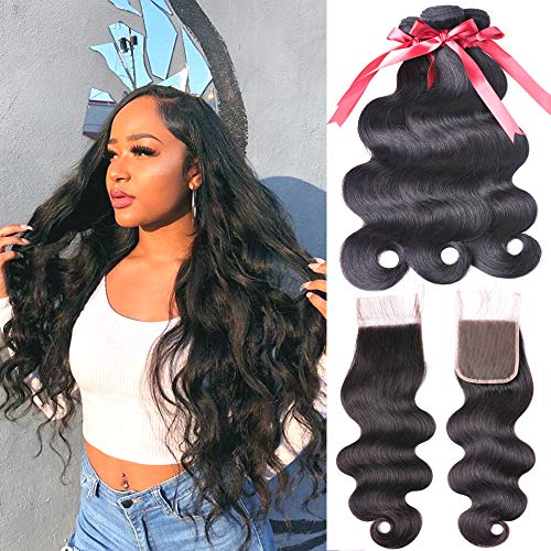 Top recommendation for bundles of brazilian hair with closure