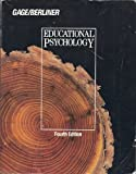 Educational Psychology, Cage, N. L. and Berliner, David C., 0395357667