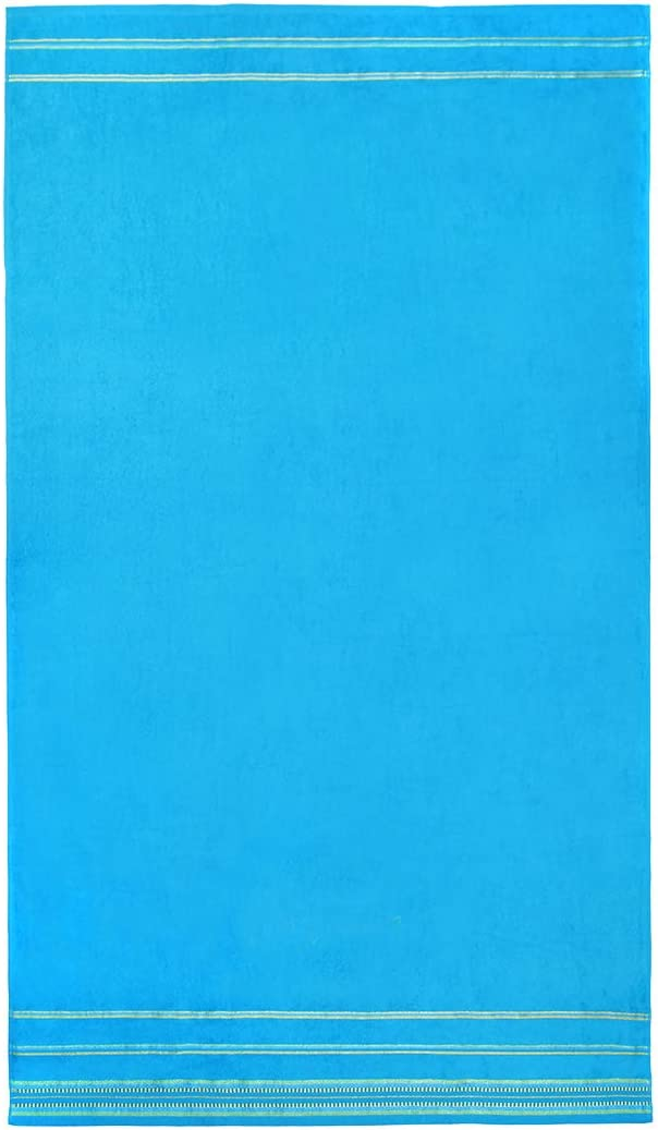 40 X 70 Oversized Solid Color Velour Super Soft Beach and Pool Towel Set of 4 Pieces of Each Color Easy Care Kaufman Extra Large 4-PK