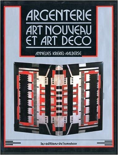 Livre Argenterie : Art nouveau et art déco epub, pdf