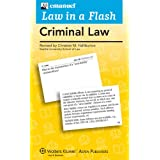 Criminal Law Liaf 2010 (Law in a Flash)