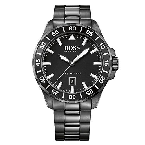 Hugo Boss Silver Silicone 1513232 Review