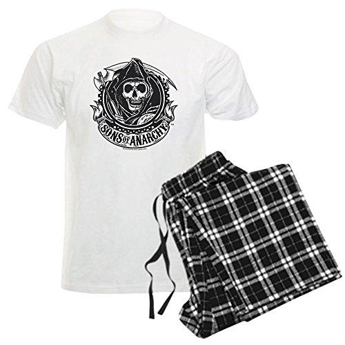 CafePress - Sons of Anarchy - Unisex Novelty Cotton Pajama Set, Comfortable PJ -