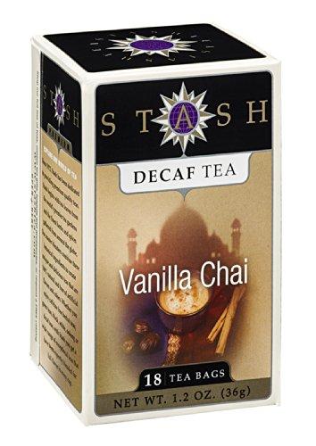 Chai Vanilla Tea Decaf 18 Bags -