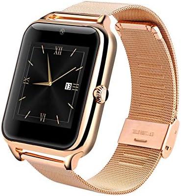KDSFJIKUYB Fitness Tracker Smart Watch GT08 Plus Correa metálica ...