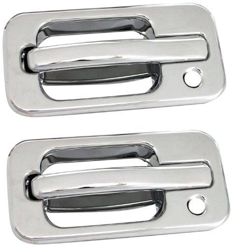 All Sales 600 Polished Billet Aluminum Door Handle and Bucket Kit (Billet Door Handle 2003 Hummer H2 compare prices)