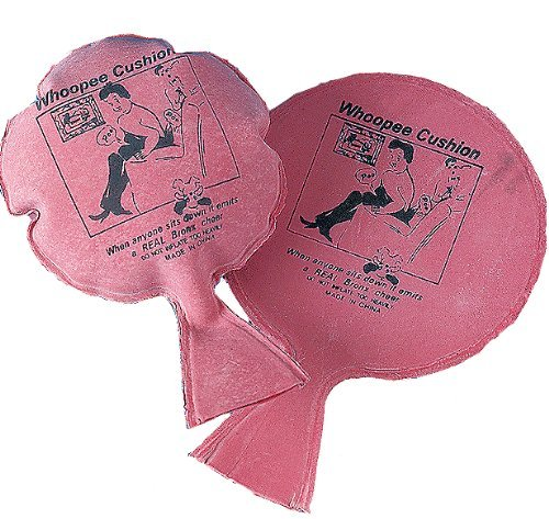 Fun Express Mini Whoopee Cushion (36 per -