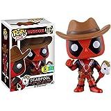 Deadpool Deadpool Cowboy Vinyl Bobble-Head 117 Bobblehead Standard