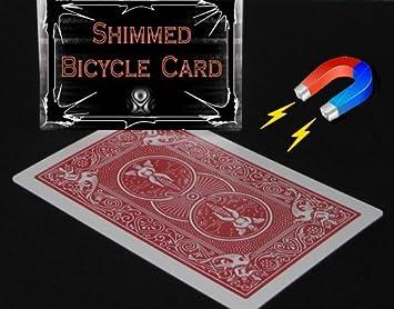 Carta BICYCLE Magnética: Amazon.es: Juguetes y juegos