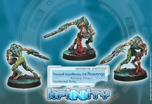 Aswuang (1) Combined Army Infinity Corvus Belli