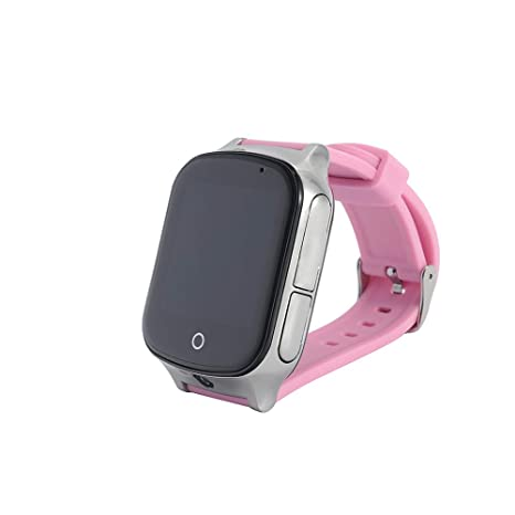 Amazon.com: Smart watch Kids Wristwatch A19 3G WiFi GPS ...