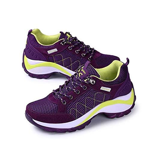 Laufschuhe Sneakers Größe Akademie Schuhe Damen Freizeitschuhe Womens Bottom Wild Soft Farbe Ein Schuhe 40 C Frühling Herbst Mom qx8CwZz