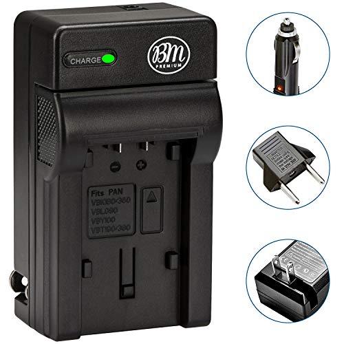 - VW-VBK180, VW-VBK360, VBT190, VBT380 Battery Charger for Panasonic HC-V10, HC-V100, HC-V110, HC-V130, HC-V160, HC-V180, HC-V201, HC-V210, HC-V250, HC-V380, HC-V500 ,HC-V510, HC-V520, HC-V550, HC-V700, HC-V710, HC-V720, HC-V750, HC-V770, HC-VX870, HC-VX981, HC-W580, HC-W850, HC-WXF991 Camcorder