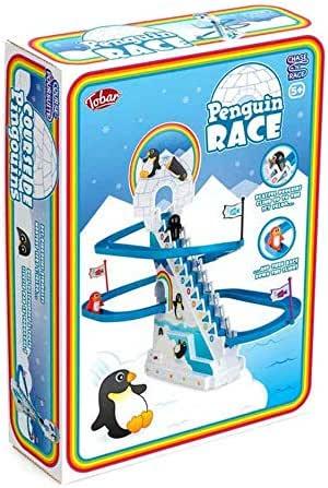 Tobar Hawkins Bazar - Juguetón Pingüino Race: Amazon.es: Juguetes y juegos