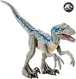 Jurassic World Savage Strike Velociraptor Blue