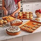 Gotham Steel Bakeware Nonstick Rectangular Cake