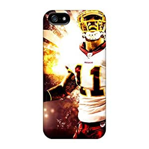CADike Case Cover For Iphone 5/5s - Retailer Packaging Washington Redskins Protective Case