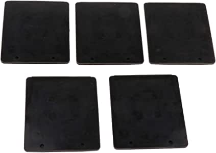 5 x Beekeeping Beehive Hive Beetle Housefly Insect Trap Case Cover Black Plastic