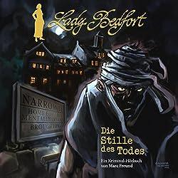 Die Stille des Todes (Lady Bedfort - Hörbuch 1)