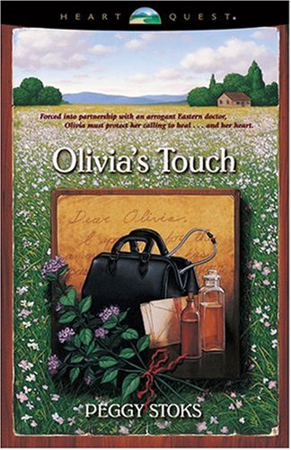 Olivia's Touch (Abounding Love #1)