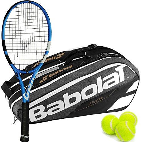 Babolat Pure Drive Plus (+) Tennis Racquet (4 3/8
